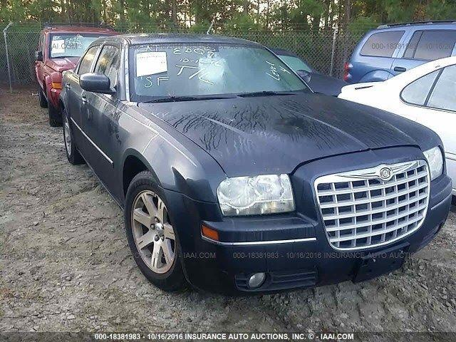 2007 Chrysler 300 $1000
