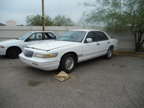1997 Mercury Grand Marquis $900