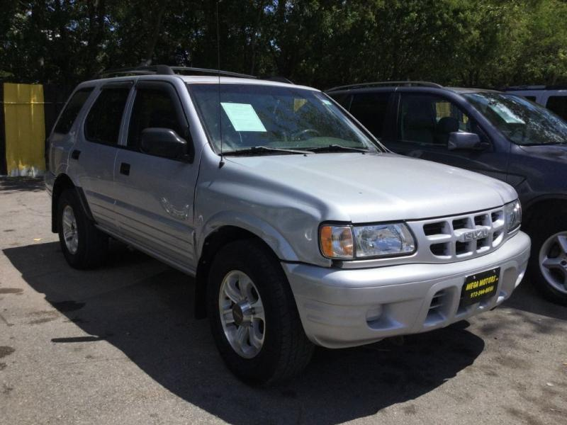 2001 Isuzu Rodeo $525