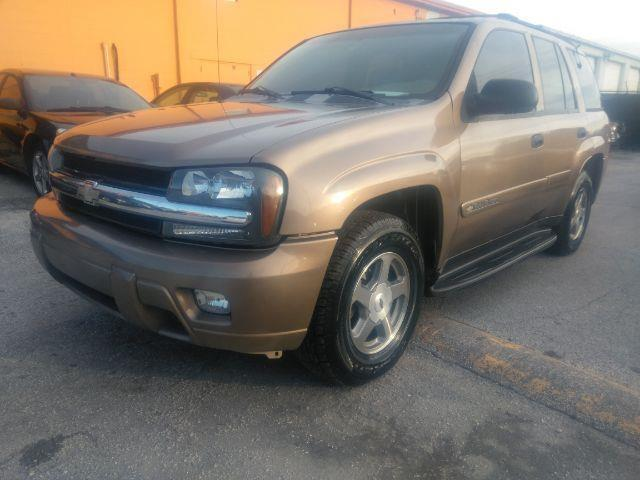 2003 Chevrolet TrailBlazer $1000