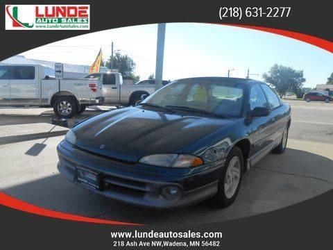 1996 Dodge Intrepid $995