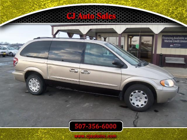 2003 Chrysler Town & Country $1000