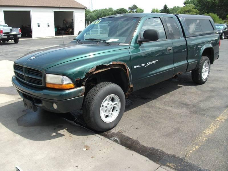 1999 Dodge Dakota $990