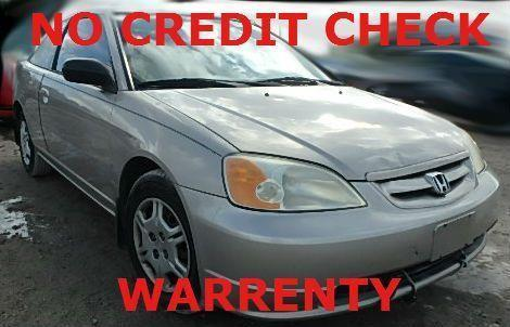 2002 Honda Civic $1000