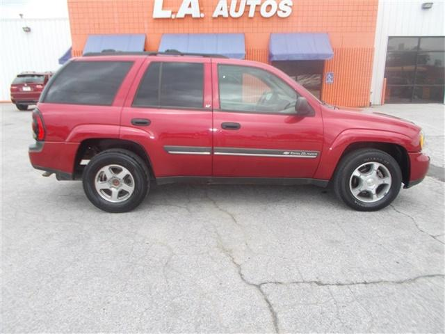 2002 Chevrolet TrailBlazer $850