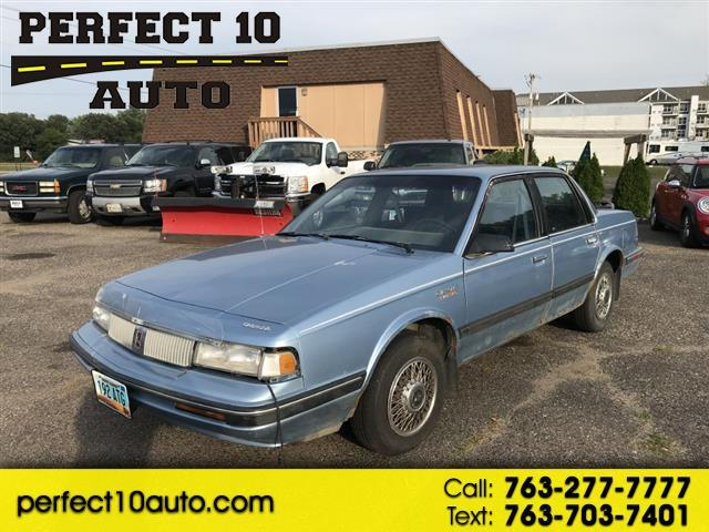 1992 Oldsmobile Cutlass Ciera $1000