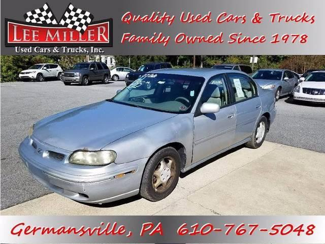 1999 Oldsmobile Cutlass $995