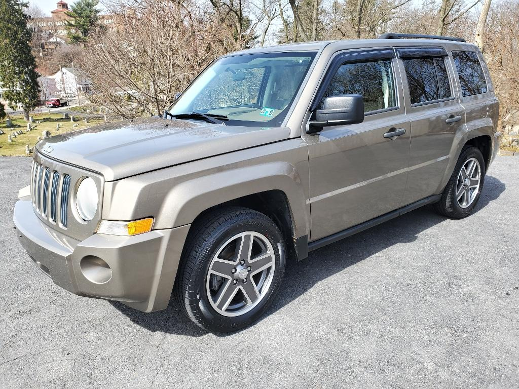 2008 Jeep Patriot $695