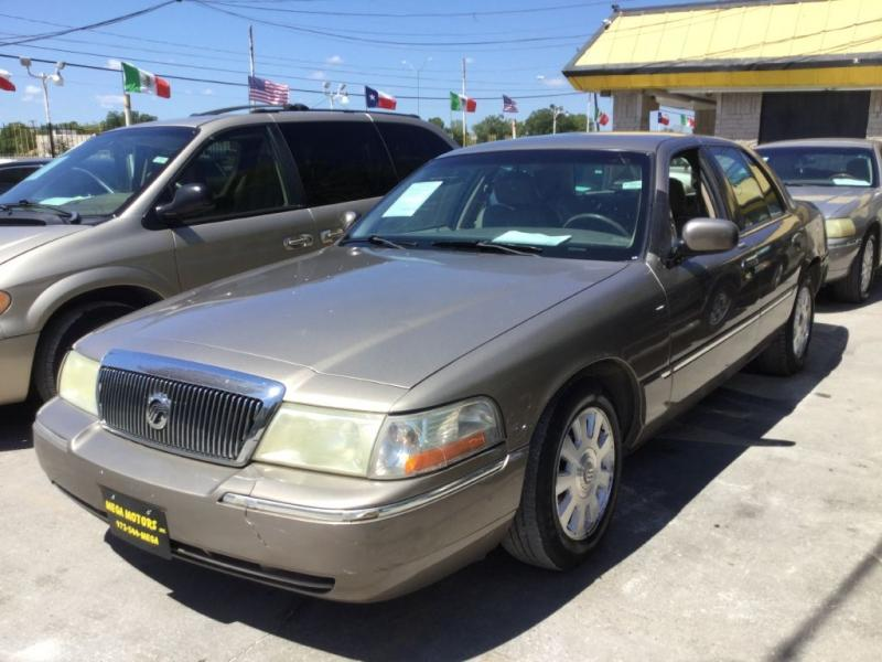 2003 Mercury Grand Marquis $525