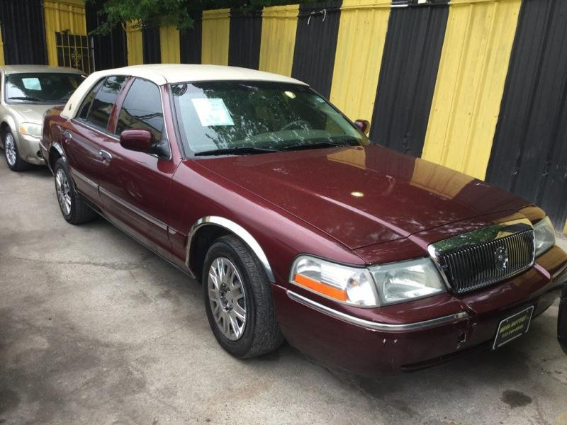 2005 Mercury Grand Marquis $725