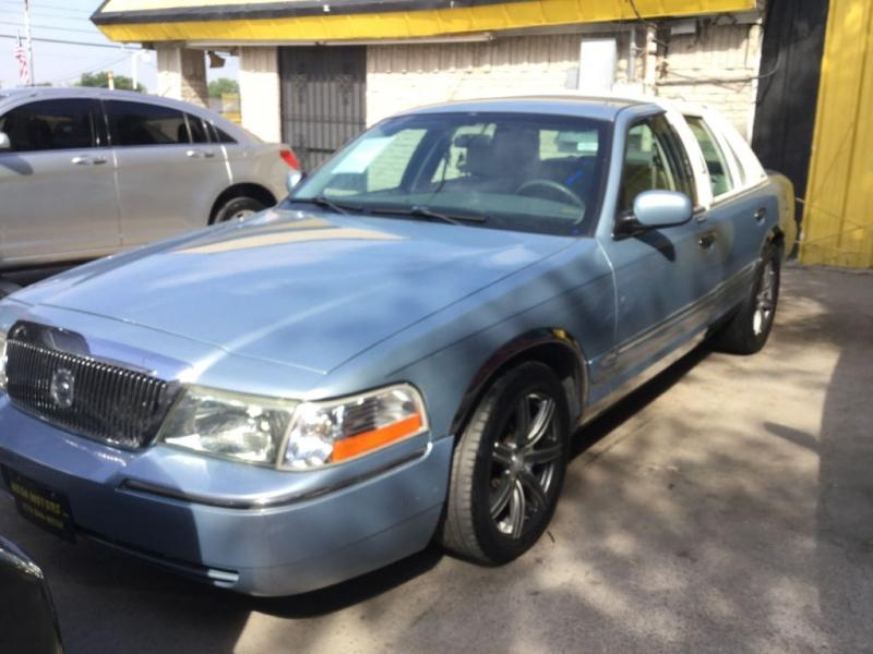2004 Mercury Grand Marquis $725
