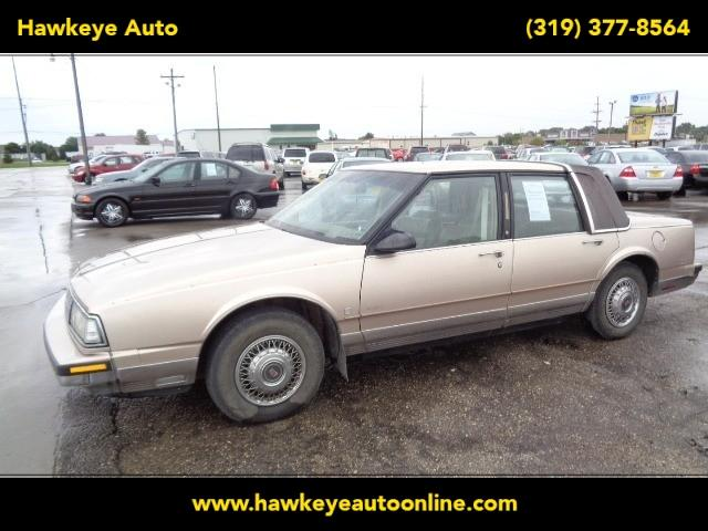 1989 Oldsmobile Ninety Eight $995
