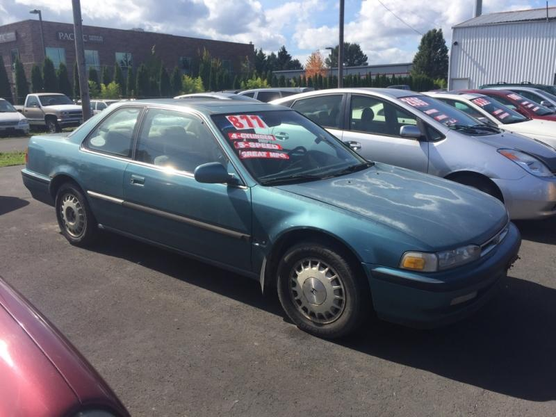 1990 Honda Accord $895