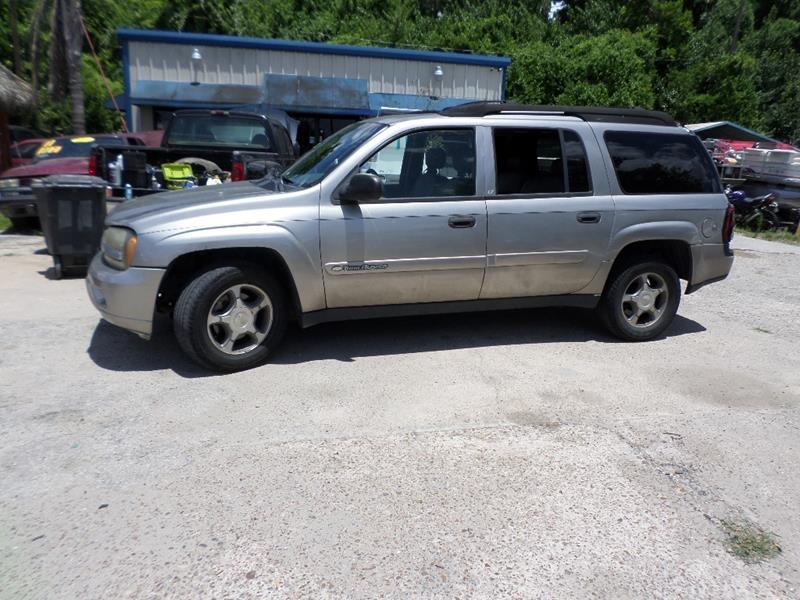 2003 Chevrolet TrailBlazer $999