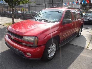 2002 Chevrolet TrailBlazer $500