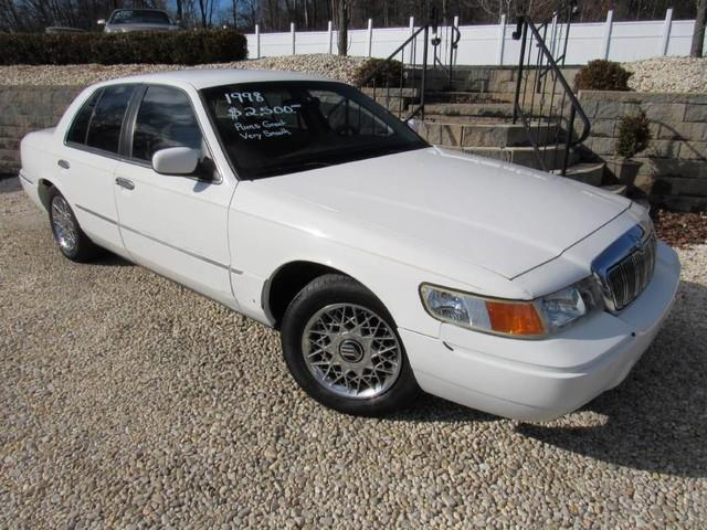 1998 Mercury Grand Marquis $900