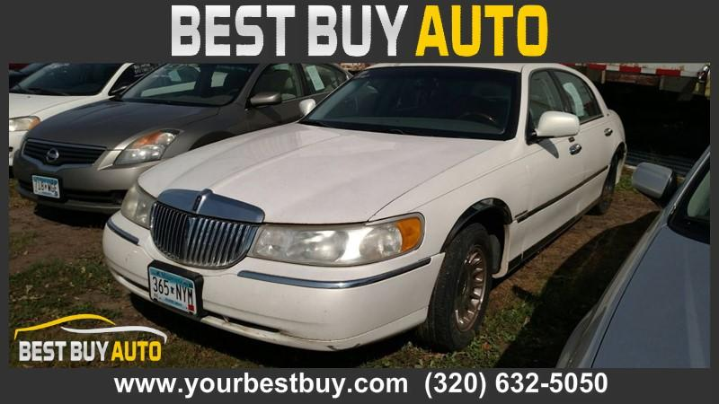 2001 Lincoln Town Car 900 For Sale 900