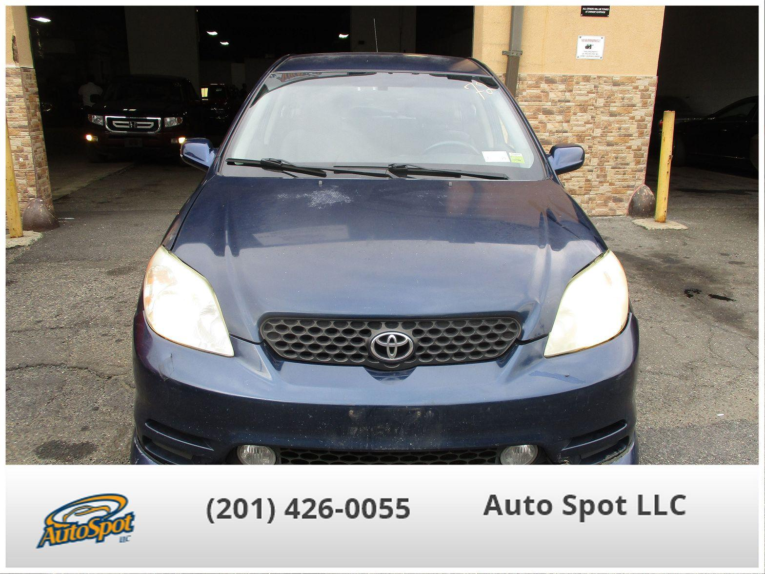 2003 Toyota Matrix $499