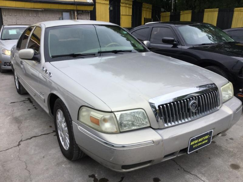 2006 Mercury Grand Marquis $725