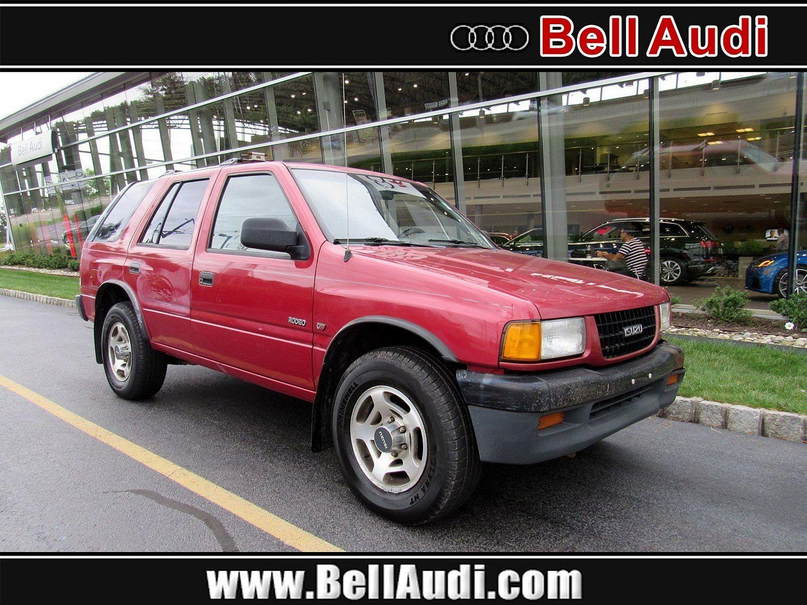 1997 Isuzu Rodeo $999