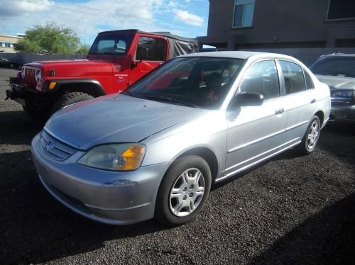 2001 Honda Civic $900