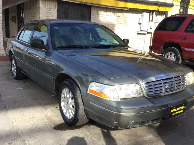 2003 Ford Crown Victoria $525