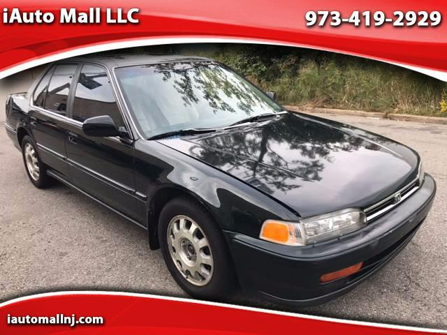 1993 Honda Accord $999