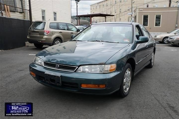 1996 Honda Accord $991