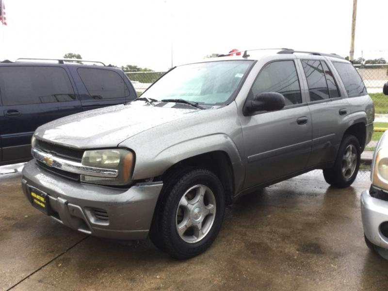 2007 Chevrolet TrailBlazer $525