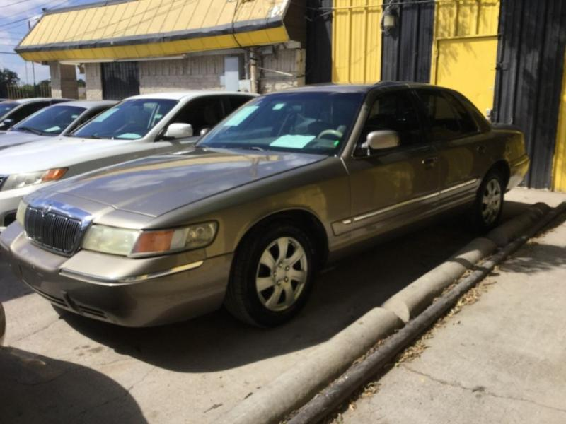 2002 Mercury Grand Marquis $725