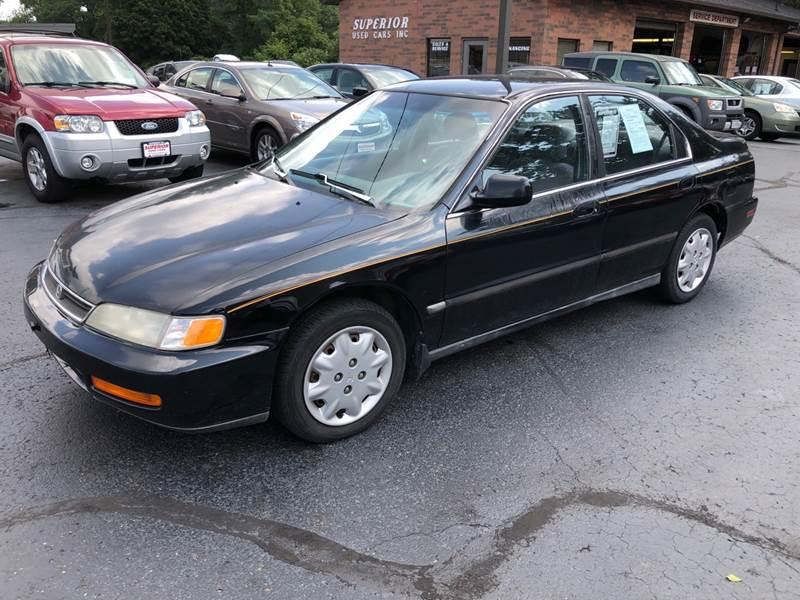1996 Honda Accord $995