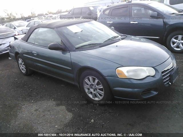 2006 Chrysler Sebring $795