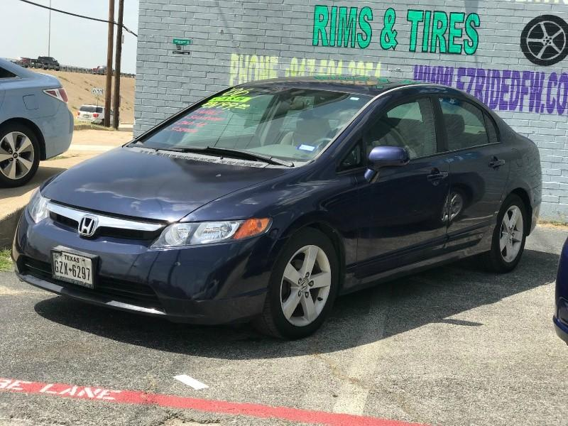 2006 Honda Civic $800