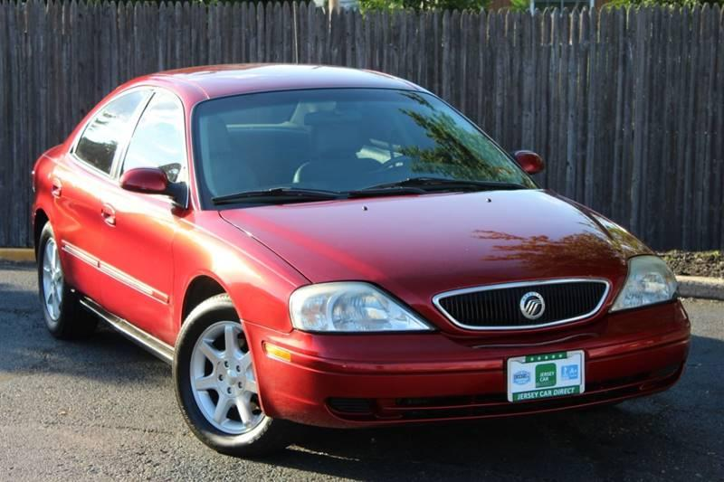 2001 Mercury Sable $995