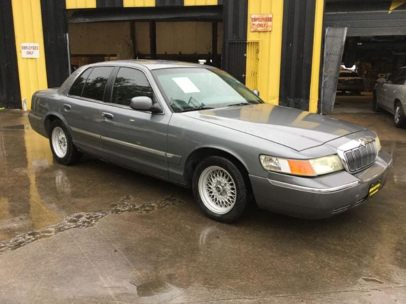 1999 Mercury Grand Marquis $725