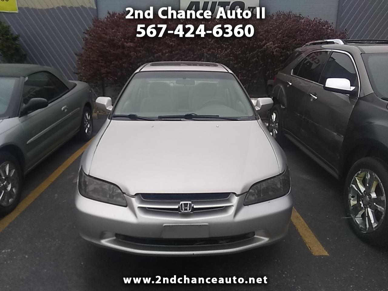 1999 Honda Accord $699