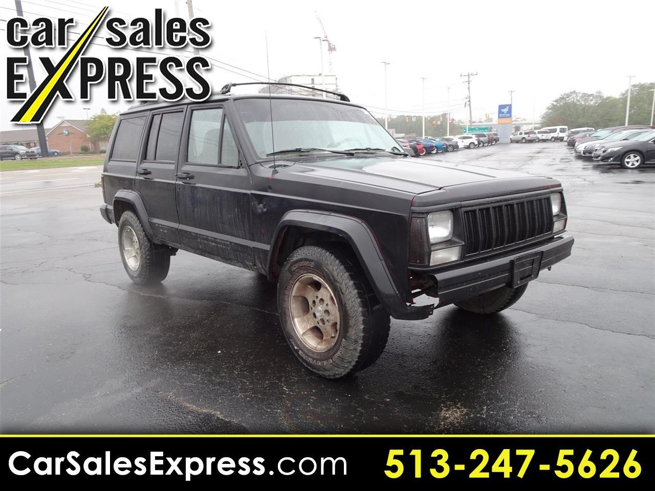 Car Sales Express >> 1996 Jeep Cherokee 995 For Sale 600