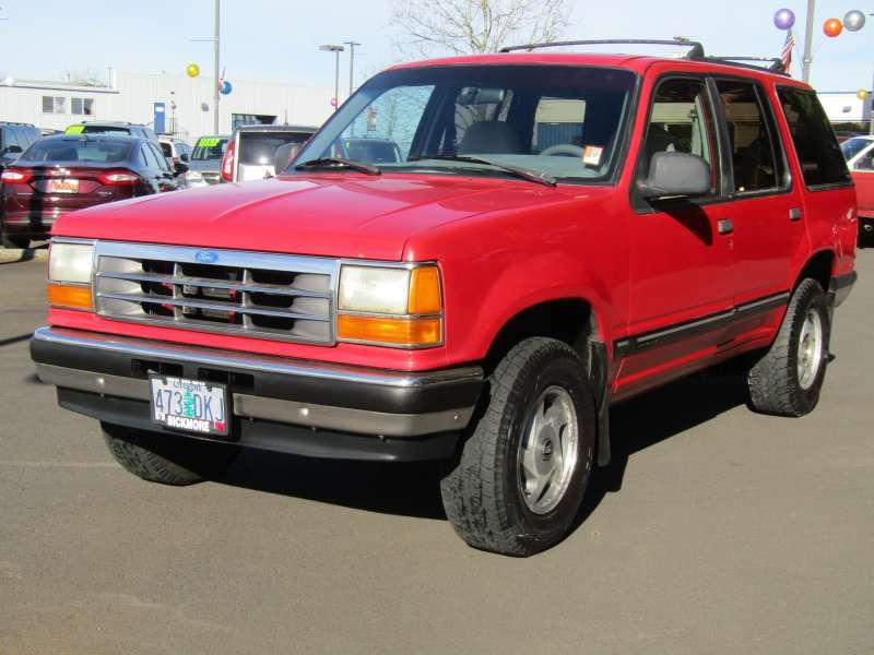 Bickmore Auto Sales >> 1991 Ford Explorer $988 for sale $988
