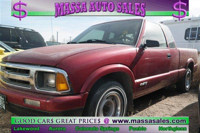 Cars For Sale In Pueblo >> 1994 Chevrolet S 10 550 For Sale 550