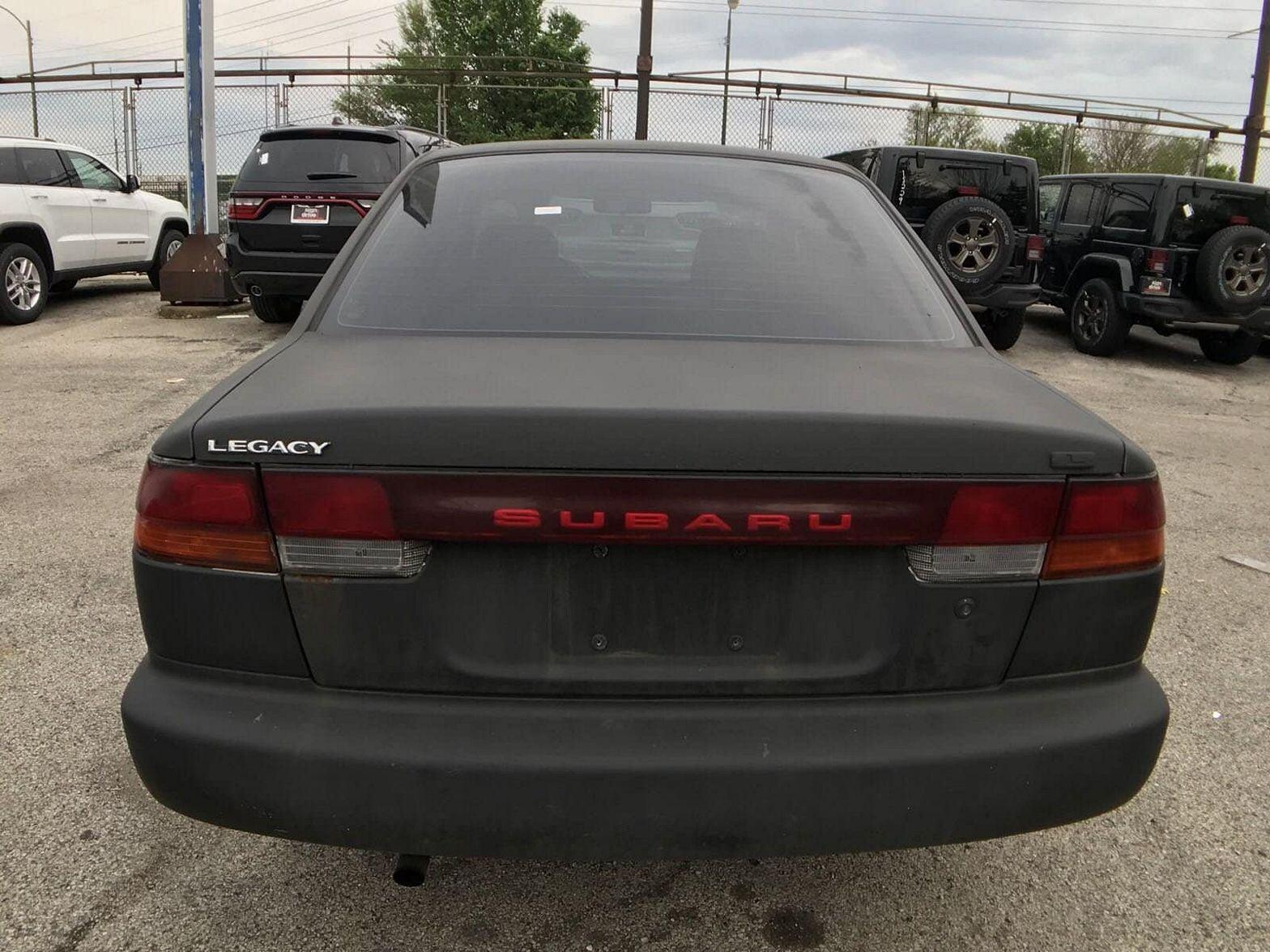 1995 Subaru Legacy 990 For Sale 990