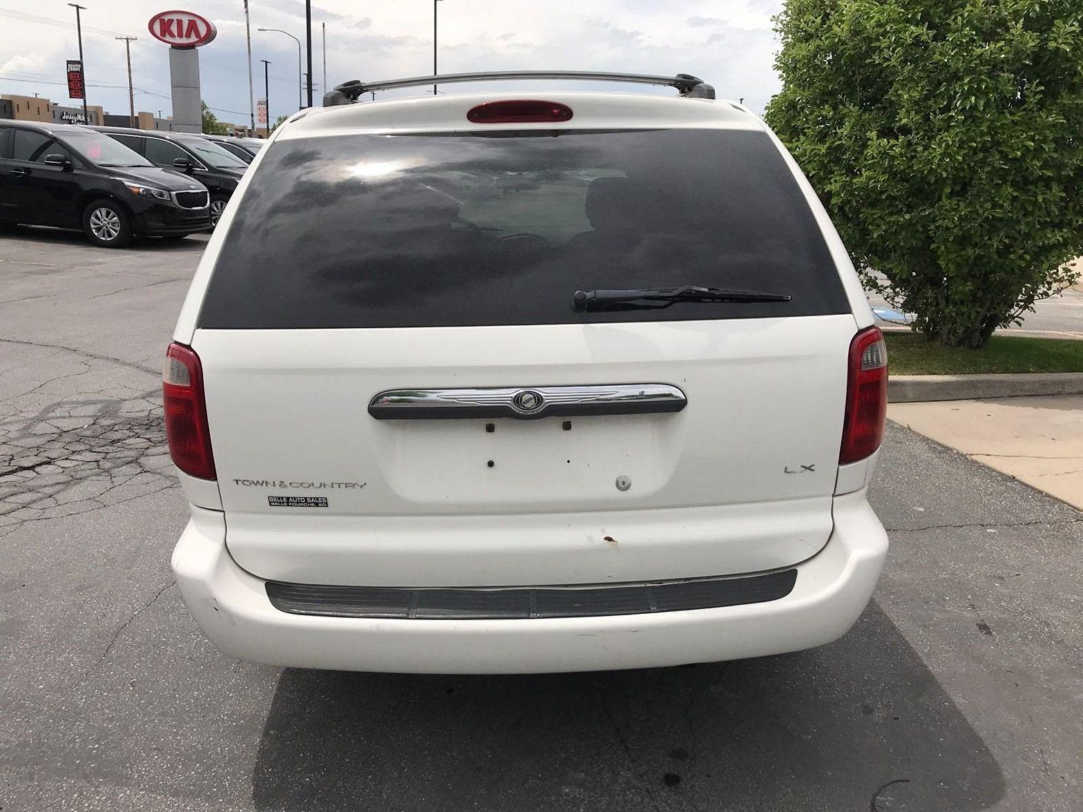 1998 Chrysler Town Amp Country Lxi For Sale 997