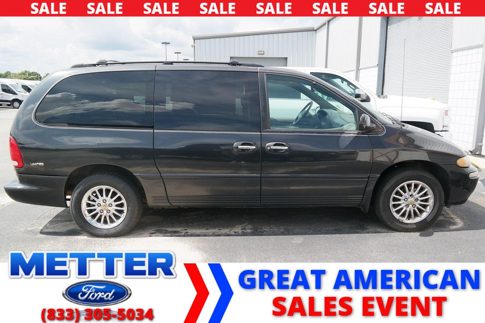 1999 Chrysler Town Amp Country 995 For Sale 500
