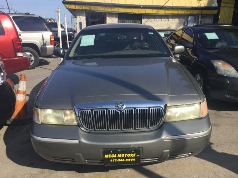 1999 Mercury Grand Marquis 525 For Sale 525