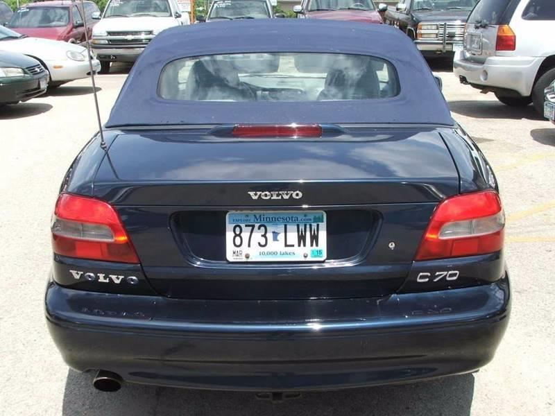 2001 Volvo C70 $999 for sale $999