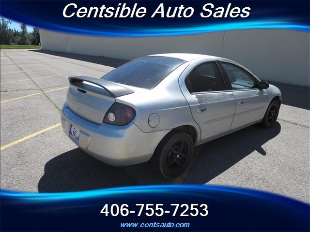 Used Cars Kalispell >> 2005 Dodge Neon $995 for sale $895