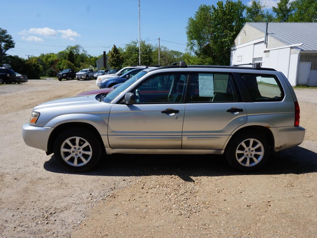 Used Subaru Forester Near Me >> 2005 Subaru Forester $995 for sale $995