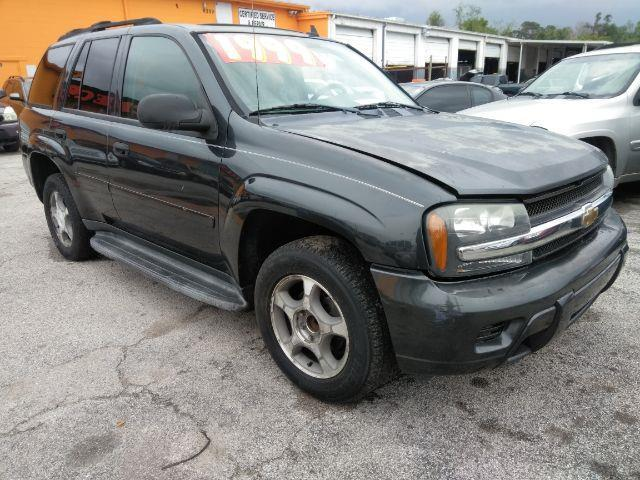 Buy Here Pay Here Jacksonville Fl >> 2006 Chevrolet TrailBlazer $1000 for sale $1000