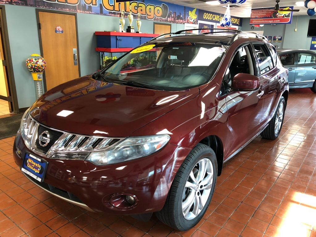 2009 Nissan Murano 599 For Sale 599