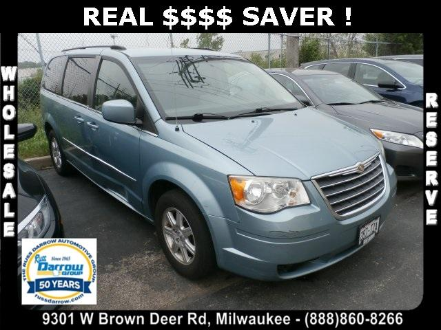 Russ Darrow Honda >> 2010 Chrysler Town & Country $999 for sale $999